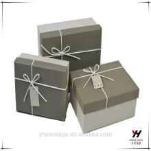 custom packaging paper laminated material perfume box design