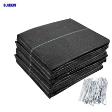 pp woven fabric weed mat for greenhouse