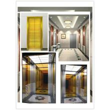 Srh Rose Golden Style Fashionable Passenger Elevator