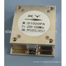 3 phase isolation transformers Rf isolator (UHF)