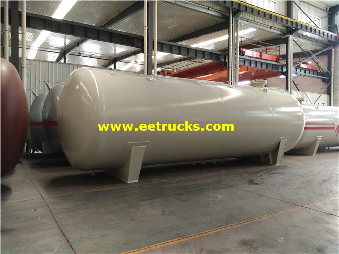 100000L LPG Bulk Storage Tanks