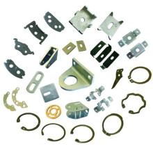 Мягкая сталь / Стальные штампованные детали