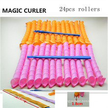 Hair Magic Leverag 24PC/55cm Roller (HEAD-30)