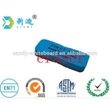Большие магнитные детские специальные войлочные синие белые ластик для вытирания