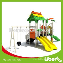 2015 new design Kid outdoor playground equipment with playsets