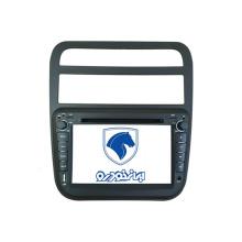 2din carro DVD Player apto para o Sam e Irã carro com rádio TV estéreo de Bluetooth GPS sistema de navegação