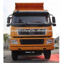 DAYUN N8,336 hp 6 * 4 Camion à benne basculante