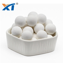 Good quality porcelain balls 3mm 6mm 20mm 38mm high alumina support media 99% ceramic ball