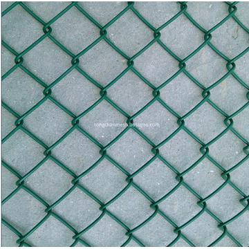 Mesh Link Chain PVC Coated