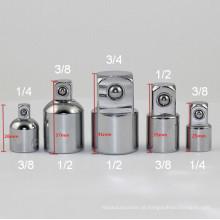 Driver de adaptador de soquete de 1/2 a 3/8 polegadas para reparo mecânico