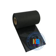 Ruban de transfert thermique pour rouleau jumbo noir compatible couleur imprimante
