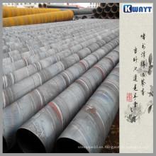 Tubería de acero de ERW con la brida fija o de la rotación (fabricante directo)