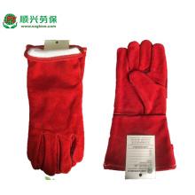 Защитные перчатки для сварки
