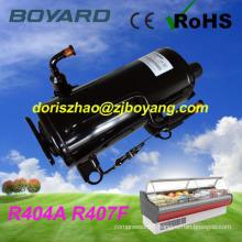 R407F R404A boyard ce rohs heat exchanger refrigeration refrigerator compressor replace samsung refrigerator compressor for sale