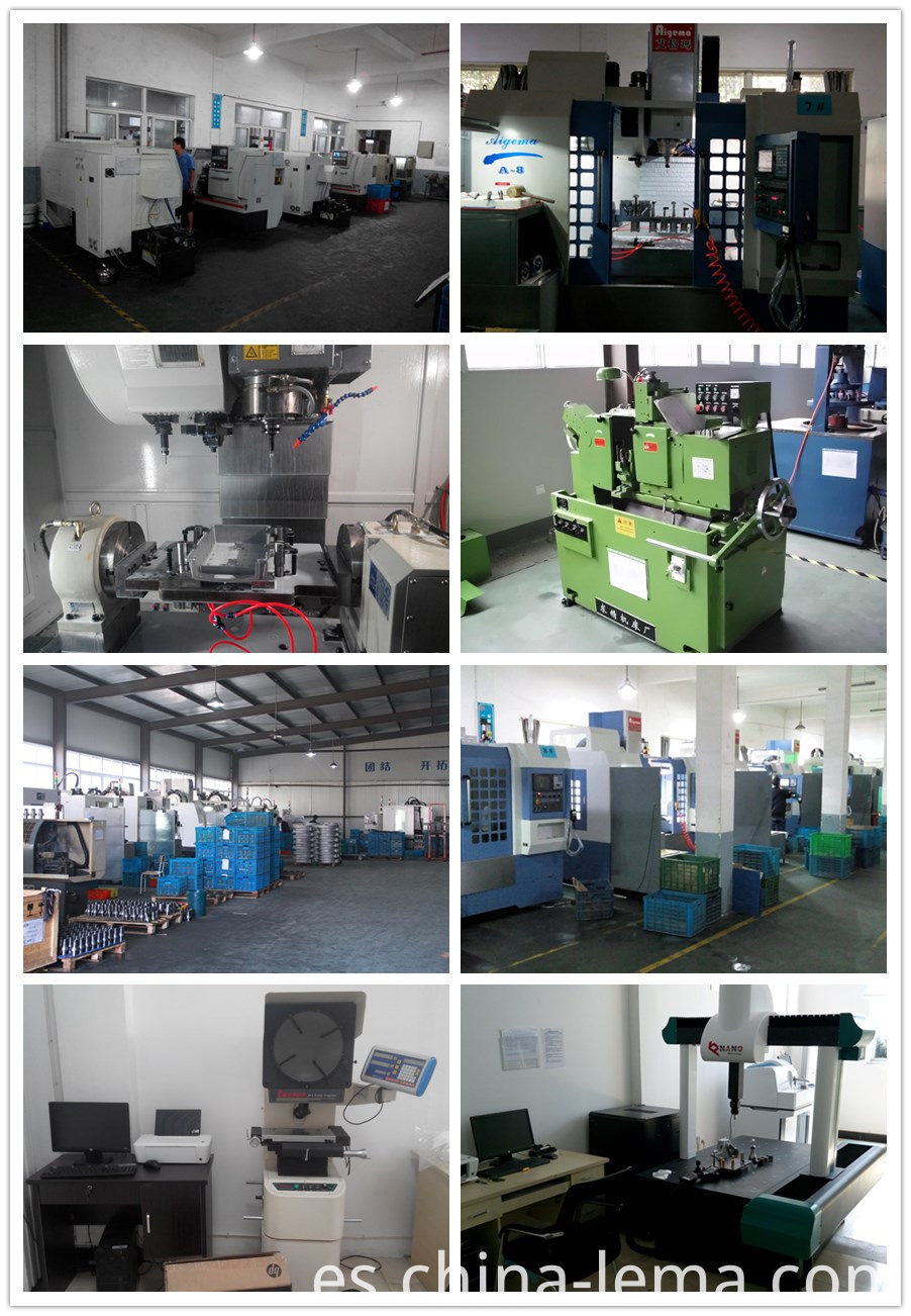 Mahcining equipment and QC control equipment