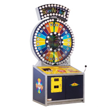 Выкупная игровая машина, Игры на выкуп (Spin-N-Win)