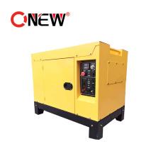Factory Supply110V 10kw/10kVA Single Phase Water Wind Turbine 2 Stroke Small Diesel/Disel/Diesels Engine Generator /Genset/Gener Generador Generation Price List