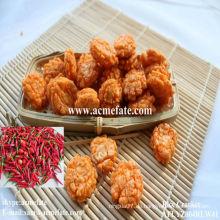 Aromatisierte gebratene Reis Cracker Snacks