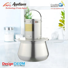 12L Top quality stainless steel electric cooking pot