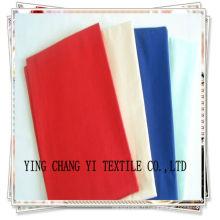 Tissu teint en polyester pour hometextile