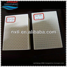 Honeycomb Ceramic filter Plate for gas/burner porous ceramic plate