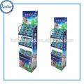 Suportes de exposição materiais fortes do produto do supermercado do cartão