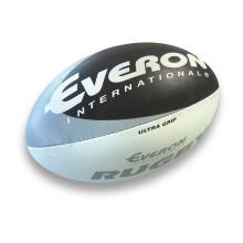 2017 neue Design OEM Leder Rugby Ball