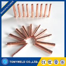 13N20 wp9 wp20 torche de soudage tig col 13N20 0.5mm