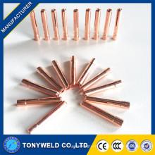 13N20 wp9 wp20 torção de soldagem tig collet 13N20 0.5mm