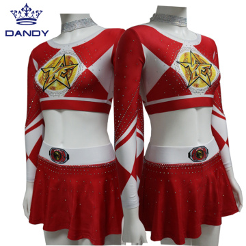 College Cheering Squad Uniformen