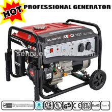 CARB / CSA / CE / ROHS / EPA zugelassen / Generator Hersteller SC9000-I 60Hz Benzin Stromerzeuger