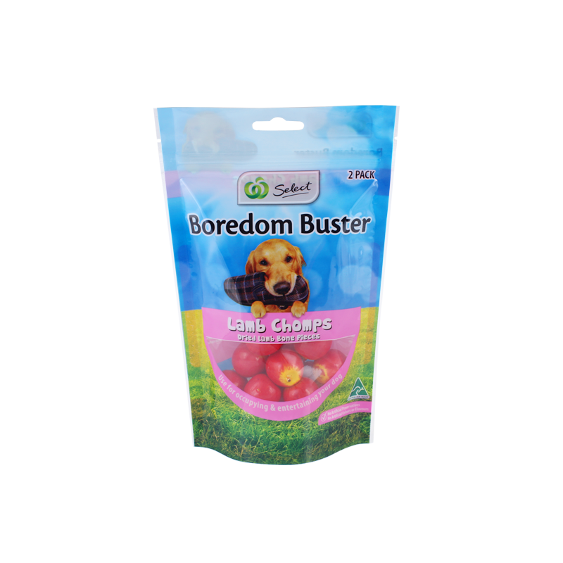 Dog Food Pouch