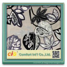 Moda novo design popular para a América do sul projetos de sofá de tecido jacquard
