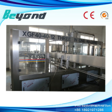 Juice Filling and Capping Machine