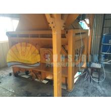 Heißer Verkauf automatische Betonmischanlage Maschine Beton Batchverarbeitung Pflanze