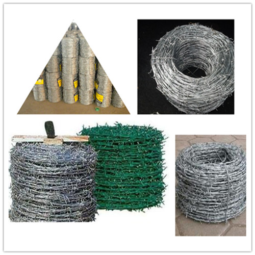 barbed wire packaging