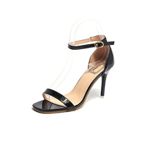 Sexiga Peep Toes Stiletto Heel Sandals