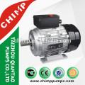 motor do começo do capacitor do pólo da fase monofásica 4 do uso do compressor de ar