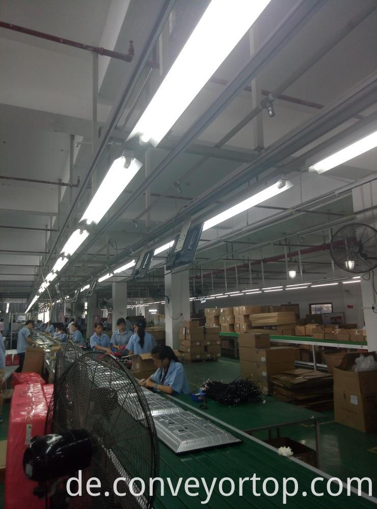 TV assembly line price