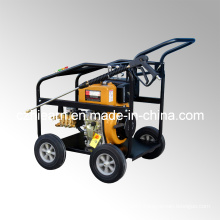 Diesel Engine with High Pressure Washer Yellow Color (DHPW-2600)