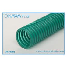 Пластиковый армированный ПВХ вакуумный всасывающий шланг в большом диаметре