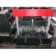 Semi-Automatic Zuc Purlin Exchange Roll Forming Machine