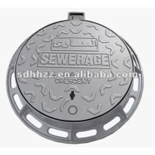 Ductile Iron Manhole Covers with hinged