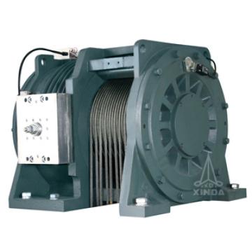 Permanent-Magnet Synchronous Gearless Maschine für Aufzüge (WTYF328 Serie)