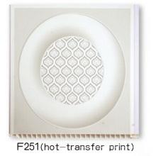 3D Effect PVC Panel (hot transfer - F251)