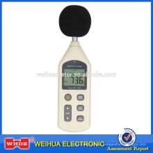 Medidor de Nivel de Sonido Medidor de Ruido Portátil El Medidor de Nivel de Sonido más Caliente WH1357