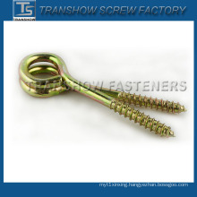Color-Zinc Plated Eye Screw Hook