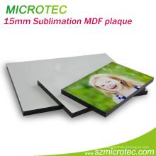 Heißer Verkauf von Sublimation MDF Medal Hanging Plaque MDF