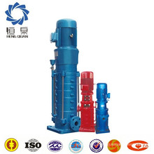 DL mechanical seal high efficiency centrifugal multistage pump