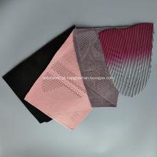 máquina de tricô de tecido de malha